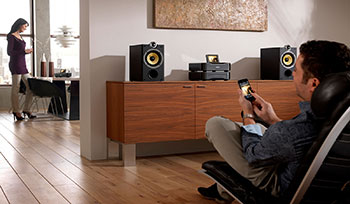 Multi Room Audio System By Touchwood Automations